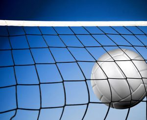 volleyballnet+ball