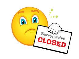 closed 2