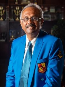 Mr Eswaran Sankaranarayanan